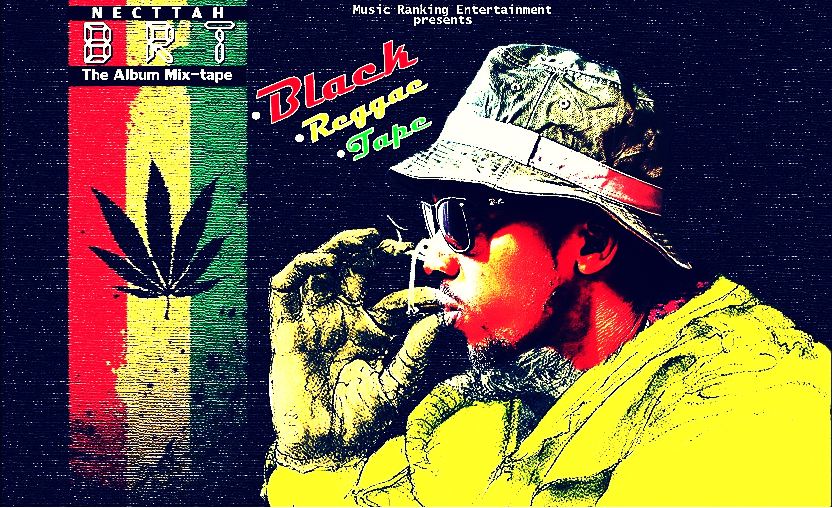 "Album: Necttah – BRT ""Black Reggae Tape"" (Full Download) | NecttahBlog"
